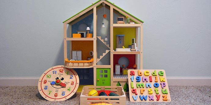 Melissa & Doug and Hape Wooden Toys