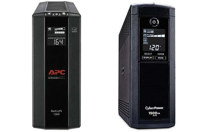 APC vs CyberPower: The Best Battery Backup/UPS - VSearch