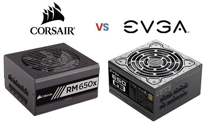 Corsair vs EVGA: Which PSU is Better?