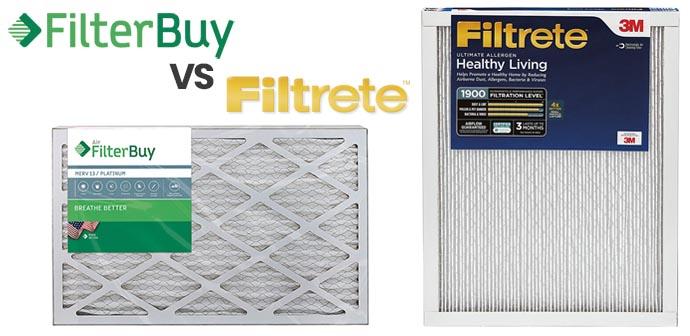 FilterBuy vs Filtrete