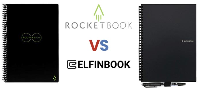 Rocketbook vs Elfinbook