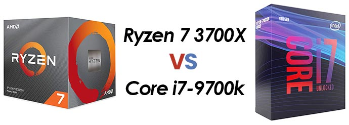 3700X vs 9700k: Does the Ryzen 7 beat the Intel Core i7