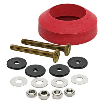 Fluidmaster 6102 tank to bowl gasket kit