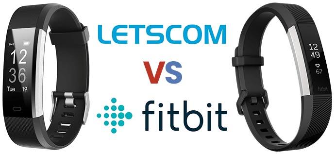 Letscom vs Fitbit