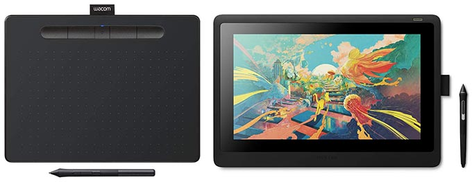 Huion Vs Wacom Drawing Tablet Comparison Vsearch