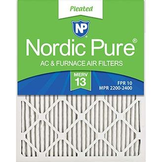 Nordic Pure MERV 13