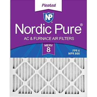 Nordic Pure MERV 8